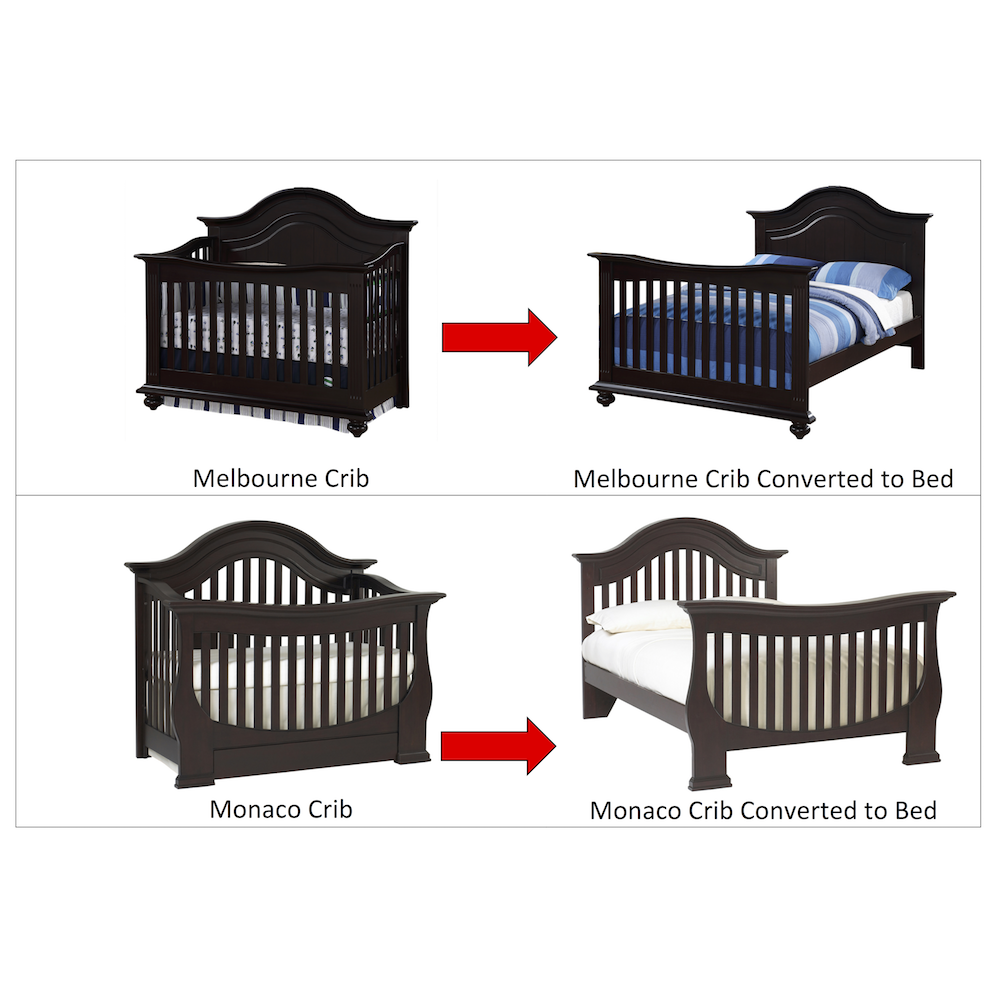 Baby Cache Full Size Conversion Kit Bed Rails on Sale and ...