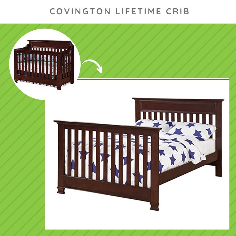 Baby Cache Full Size Conversion Kit Bed Rails On Sale And